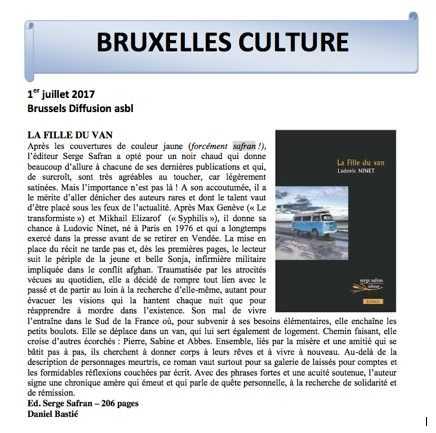 Bruxelles Culture