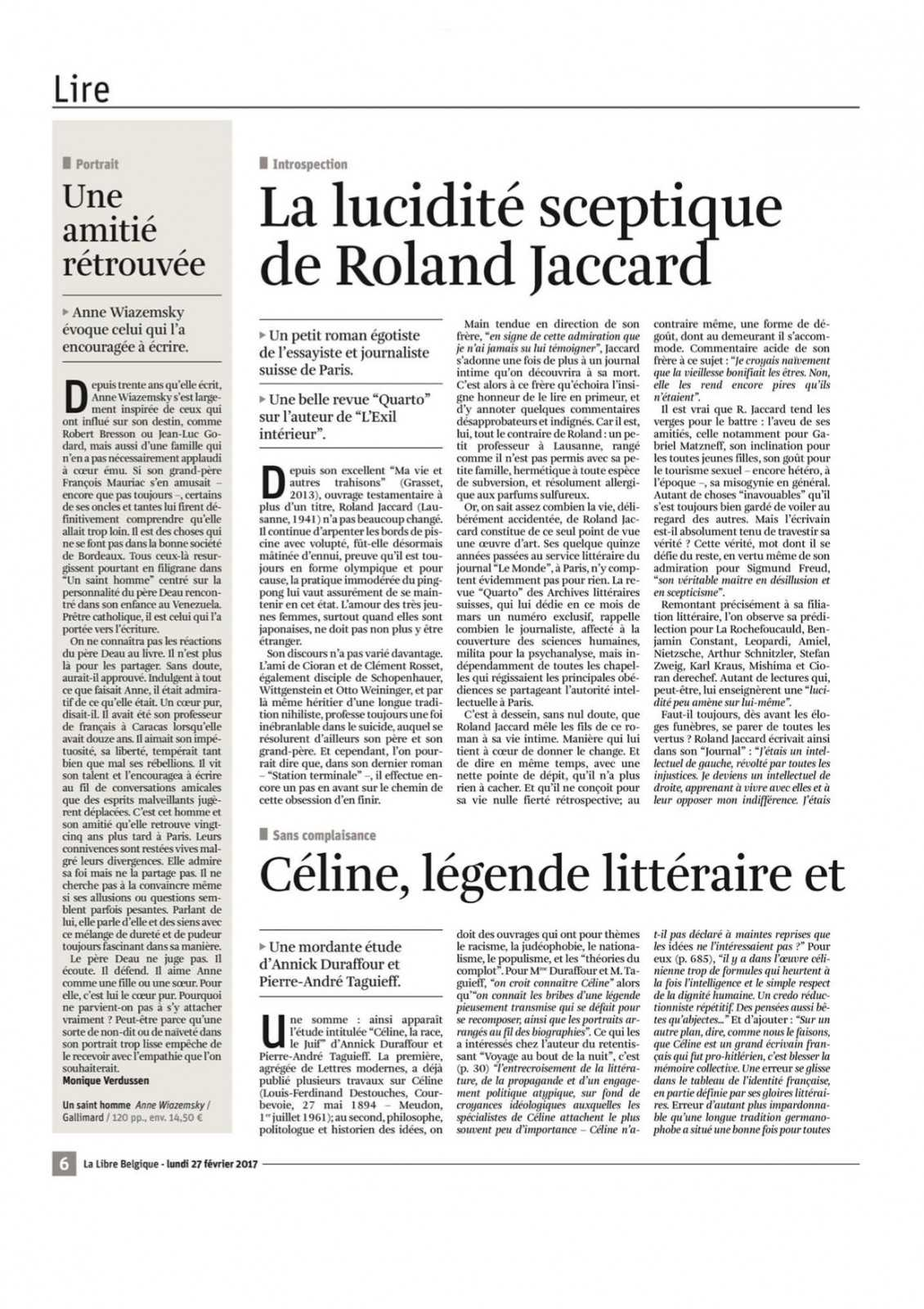 ST Libre Belgique 1